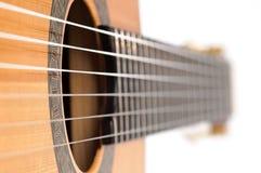классицистическая гитара Стоковое Изображение RF