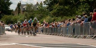 классицистическая гонка surrey london цикла стоковое фото rf