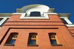 классицистическая дом Стоковое Изображение