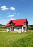 классицистическая дом Стоковое Фото