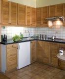 классицистическая кухня Стоковое Изображение