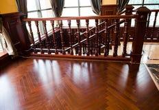 классицистическая лестница Стоковые Фото