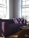 классицистическая угловойая просторная квартира новый читая york иллюстрация штока