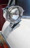 Классицистическая фара автомобиля Стоковые Фотографии RF