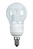 классицистические введенные в моду сбережениа светильника энергии Стоковое Фото
