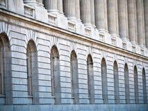 Классицистические исторические здания в Вашингтон Стоковая Фотография RF