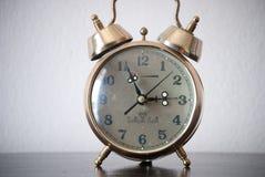 классицистические часы Стоковые Изображения