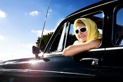 Классицистический водитель Стоковая Фотография RF