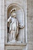 классицистический греческий тип скульптуры Стоковая Фотография