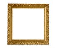 классицистический квадрат рамки стоковая фотография