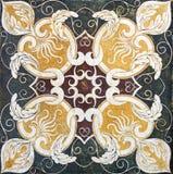 классицистический мраморный травертин плитки текстуры стоковые изображения