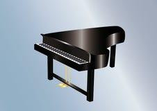 классицистический рояль Стоковые Изображения