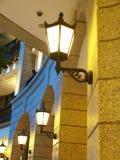классицистический светильник Стоковое Изображение RF