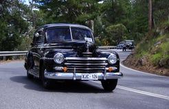 классицистический седан plymouth Стоковое Фото