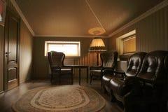 классицистический тип комнаты Стоковые Изображения