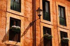 классицистический фасад Стоковая Фотография RF