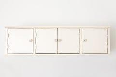 Классицистический шкаф стены Стоковая Фотография RF