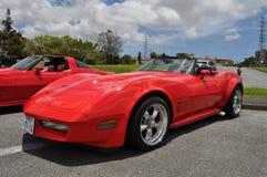 классицистический corvette Стоковая Фотография RF