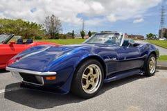 классицистический corvette Стоковая Фотография