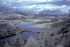 классицистический scottish гористой местности Стоковые Фото