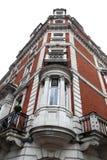 классицистическое викторианец london дома Стоковая Фотография RF