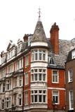 классицистическое викторианец london дома Стоковое Изображение