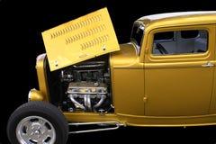 классицистическое золото Стоковое фото RF
