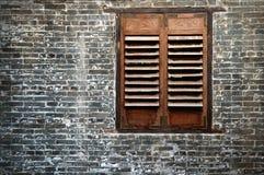 классицистическое окно Стоковые Изображения RF