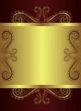 классицистическое темное королевское Стоковое Фото