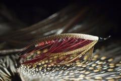 классицистическое spey мухы Стоковое Изображение RF