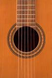 классическая гитара Стоковое Фото