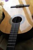 классическая гитара Стоковое Изображение