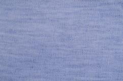 Классическая голубая предпосылка джинсовой ткани стоковая фотография