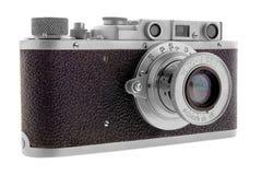 Классическая камера дальномера Стоковая Фотография