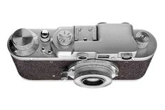 Классическая камера дальномера Стоковое фото RF