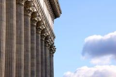 классическая колоннада Стоковые Изображения RF