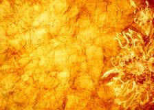 классическая текстура flourish стоковое фото