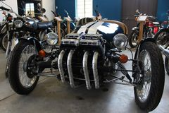 Классические велосипеды Стоковое фото RF