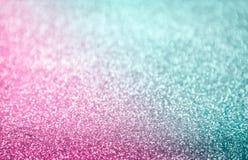 Классические горячий пинк и предпосылка яркого блеска бирюзы стоковые фото