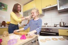 Классические печенья Linzer Стоковые Изображения RF
