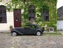 Классический автомобиль Colonia Стоковая Фотография