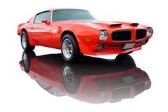 Классический американский автомобиль Стоковые Изображения RF