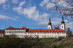 Классический замок Прага взгляд городка республики cesky чехословакского krumlov средневековый старый стоковая фотография rf
