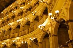 классический итальянский театр стоковое изображение rf