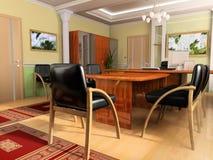 классический офис Стоковые Изображения RF
