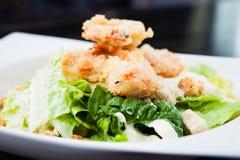 Классический салат цезаря Стоковые Фотографии RF