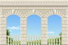 Классический свод дворца Стоковое Фото