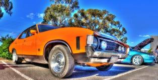 Классический сокол Форда XA 1970s Стоковые Изображения