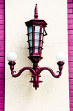 классический фонарик старый Стоковая Фотография
