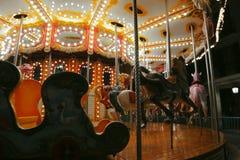 Классический Carousel шарма стоковое фото rf